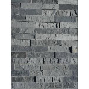Akmens panelė ,,Black'' 15x60 cm, m2